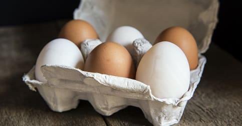 Top Five Eggcellent Recipes