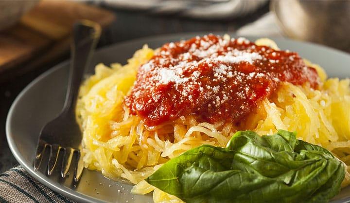 A New Fall Favorite  – Spaghetti Squash