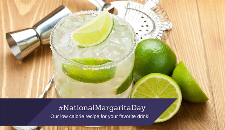 Mediplan's Skinny Margarita Recipe