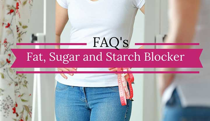 FAQ's About Mediplan's Fat, Sugar and Starch Blocker
