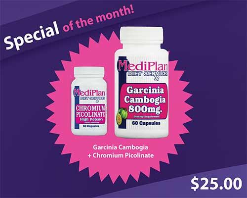 Chromium and Garcinia Special