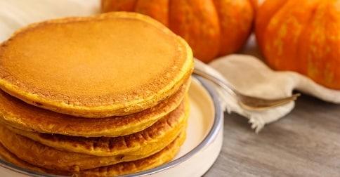 Time for Breakfast, Pumpkin.