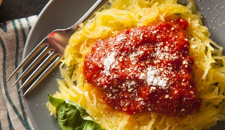 Eat Up!  This Low-Calorie Spaghetti Is a Winner!