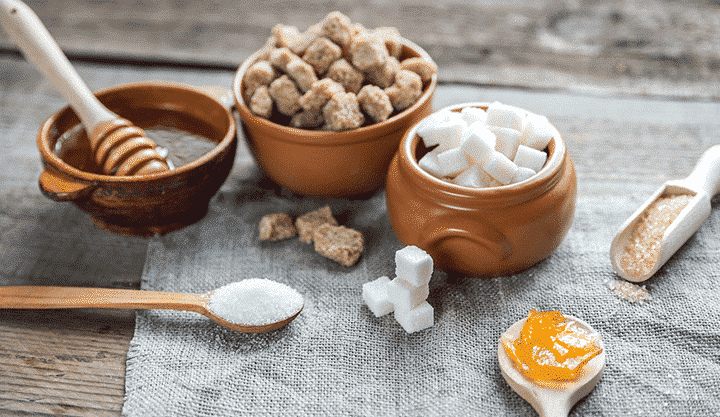 Our Top 3 Sugar Substitutes