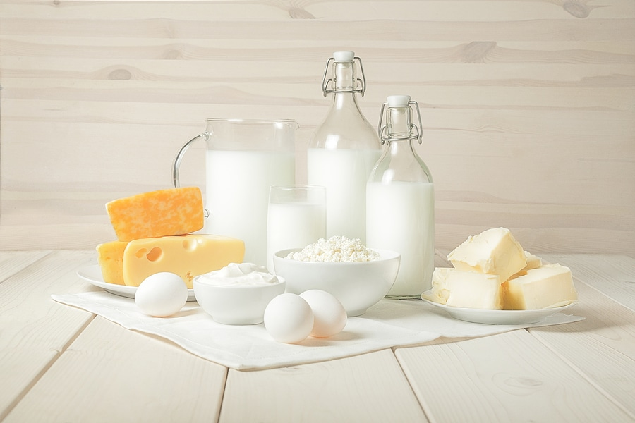 Take A Look at Our Food Groups – Dairy