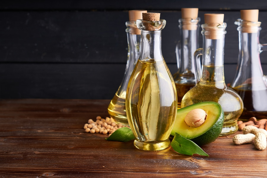 Take A Look at Our Food Groups – Oils