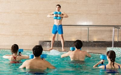 Swim Your Weight to Better Health